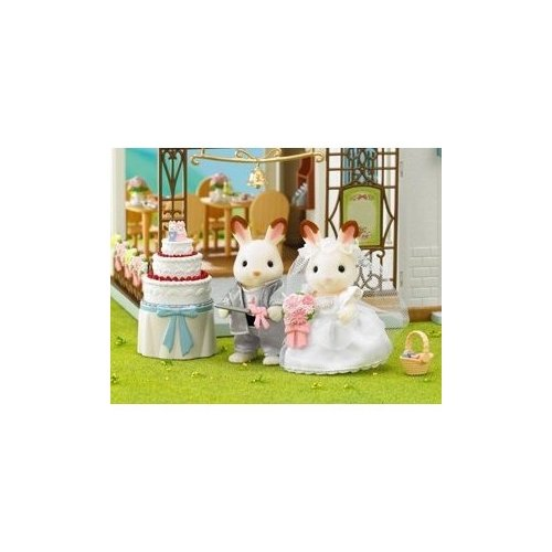 Calico Critters Our Wedding Day Limited Edition 2011 by Calico Critters