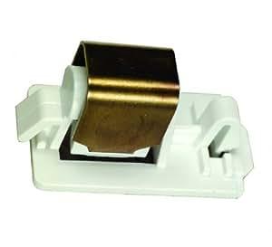 Ersatzteilpartner - Cierre para puerta de lavadora, compatible con electrodomésticos Bauknecht, Ignis y Whirlpool