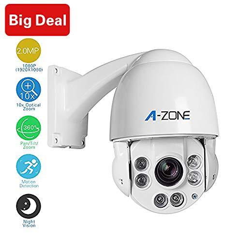 10X Optical Zoom Waterproof Camera - 1