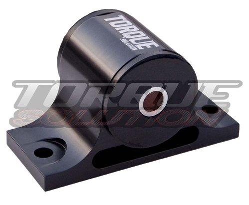 [Torque Solution Billet Aluminum Transmission Mount: 2003-2009 Nissan 350z] (Nissan 350z Engine Mount)