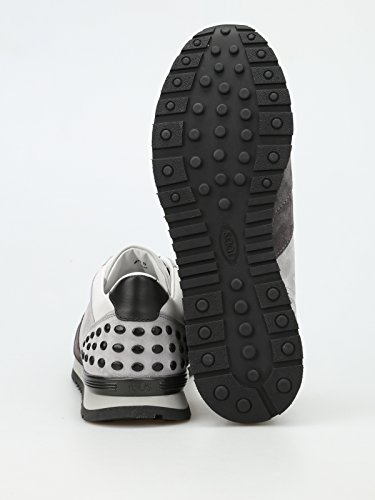 Tod's - Zapatillas para hombre gris