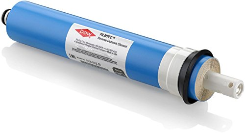 mtec 50 gpd TFC Replacement Membrane for Undersink Reverse Osmosis (RO) System ()