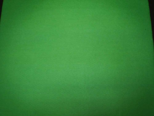 (Green Felt Fun Playboard/ flannelboard)