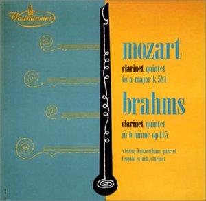 Clarinet Sonata No.1, Op.120 No.1 (Brahms, Johannes)