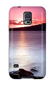 Awesome LFmuxbm84OCfhI Annie T Crawford Defender Tpu Hard Case Cover For Galaxy S5- Good Morning