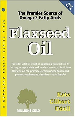 Flaxseed Oil (Woodland Health)