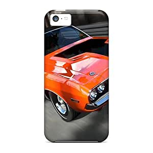 Iphone 5c Cases Covers - Slim Fit Protector Shock Absorbent Cases (gt5 71 Challenger)