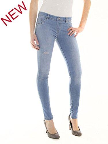 Wash Vaqueros 510 Luz Azul para Carrera Lavado Mujer Super Stone Skinny Jeans P5WxXnqqwS