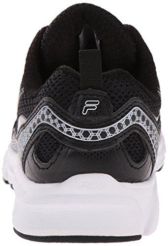 Fila Delantero 2 zapatillas de running Black/Black/Metallic Silver