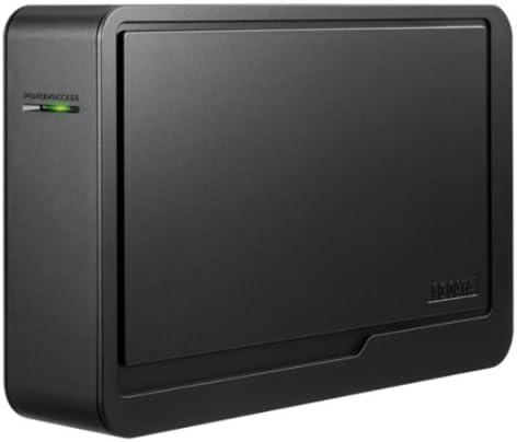 I-O DATA 東芝[レグザ]対応USB 2.0/1.1接続 外付型ハードディスク 1.5TB ブラックモデル HDCR-U1.5EK