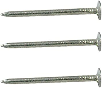 galvanizado 500/g Bulk Hardware bh03744/ELH Extra grande cabeza kg 1,1//2/pulgadas 38/mm