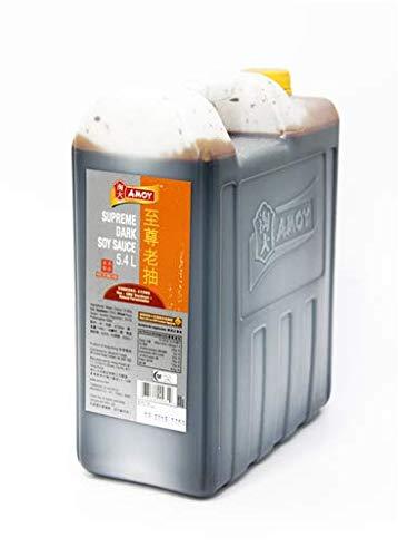 Amoy Supreme Donkere Sojasaus 5,4 Liter