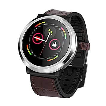 Zagzog Smartwatch Color Marron, Reloj Inteligente Hombre ...
