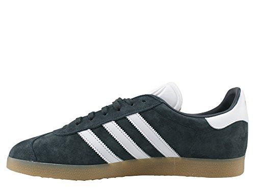Adidas Originals Gazzella Bb5506 Herren Sneaker Grau Notte Grigio / Bianco / Oro Soddisfatte