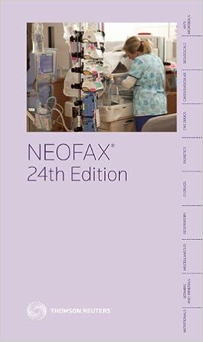neofax 2011 9781563637896 medicine health science books amazon com