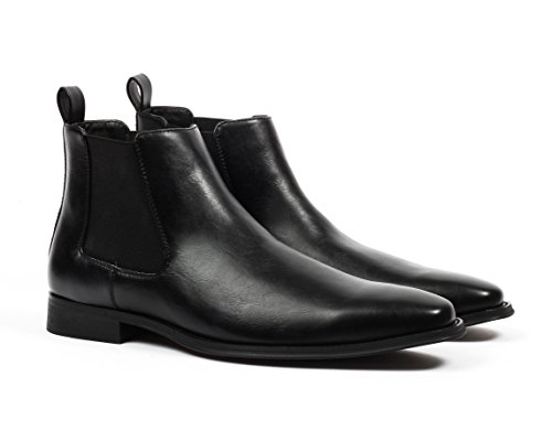 Santino Luciano Rigo Men's Chelsea Dress Boot
