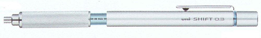 argento con luce blu Accent m31010.26 shift 0.3/mm Uni portamine