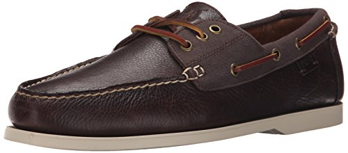 Polo Ralph Lauren Mens Bienne II Oxford Brown/Dark Brown 0ru02
