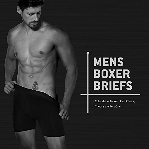 Buy mens underwear boxer briefs spandex