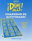Dime Mas!, MCDOUGAL LITTEL, 0669434558