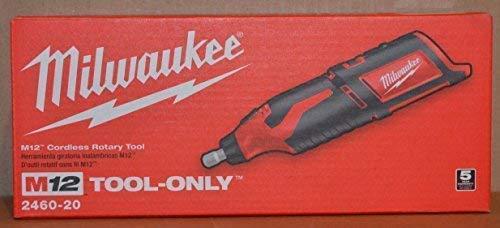 Milwaukee 2460-20 Bare-Tool M12 12V Rotary Tool ()