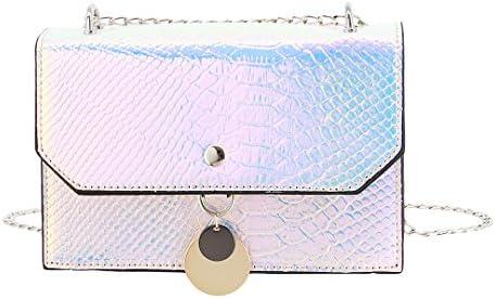 Gabrine Womens Sequin Shoulder Crossbody Evening Bag Handbag Clutch Purse for Dailywear Wedding Party
