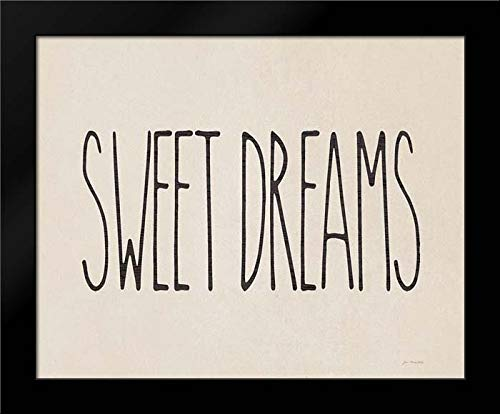 Sweet Dreams Framed Art Print by Moulton, Jo
