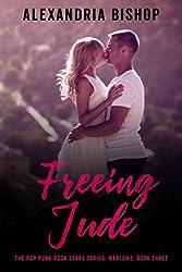 Freeing Jude (Marlowe #3) (The Pop Punk Rock Stars)