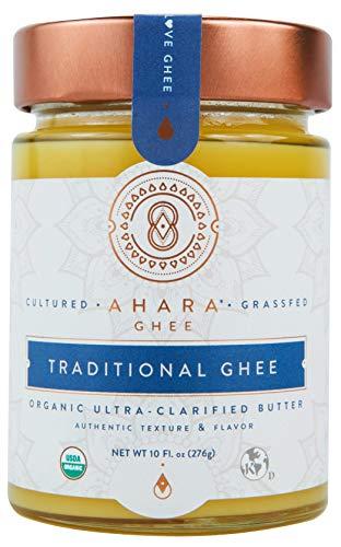 Ahara Rasa Organic Traditional Ghee 10oz, 100% Pure Grass Fed by Ahara Rasa (Image #7)