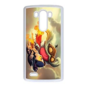 Personalised Phone case League of Legend Poro series For LG G3 S1T3040
