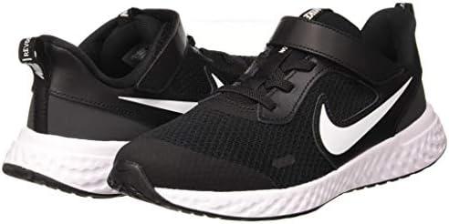 Nike Kids Revolution 5 Pre School Velcro Running Shoe
