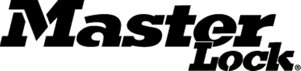 Master Lock 380QLFHC Steel Padlocks, Rust-Oleum Certified Protection Black Finish, 4-Pack