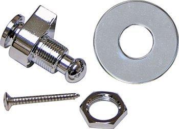 Schaller Chrome Straplocks, Pair