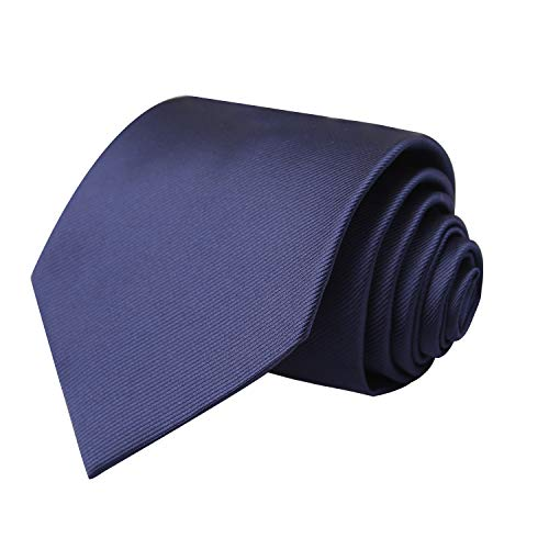 Square and Dark Solid Alizeal Set Pocket Cufflinks Ties Color Navy nx6B6qfC