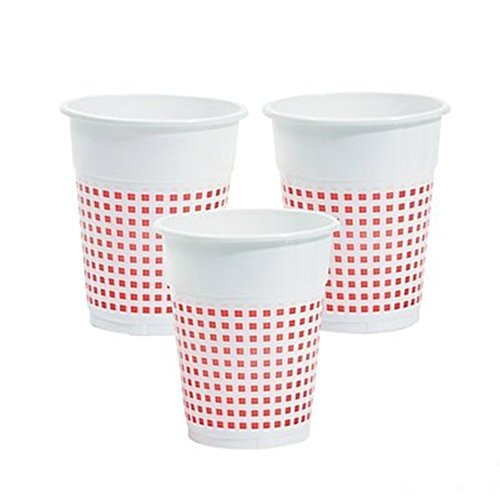 checkered cups - 3
