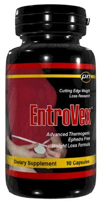 EntroVex - 90 Capsules avancée brûleur de graisse thermogénique de perte de poids