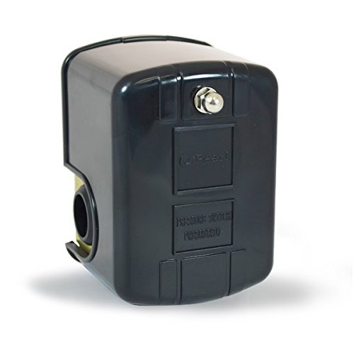 Pressure Switch 30-50 PSI for Water Pumps - UL LISTED - Professional Quality - ARPS35MFU