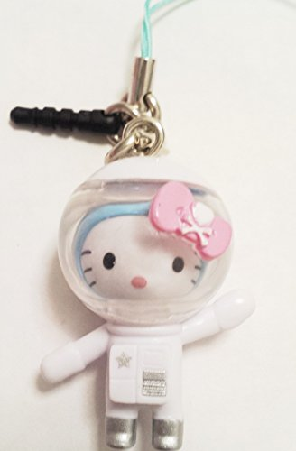 Telephone Hello Kitty (Tokidoki x Hello Kitty Frenzies Phone Charm Phonezie - Astronaut)