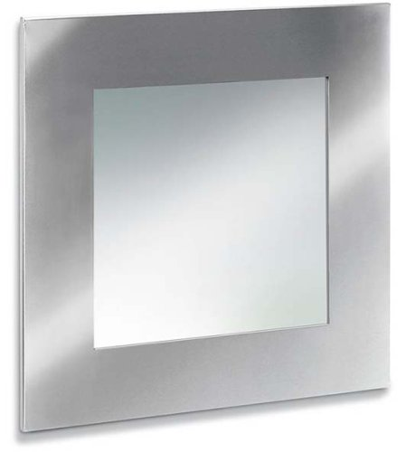 Blomus Square Stainless Steel Mirror