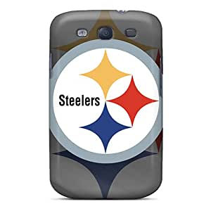 Samsung Galaxy S3 ONT14471koUh Provide Private Custom Realistic Pittsburgh Steelers Series Scratch Protection Hard Phone Case -AlainTanielian