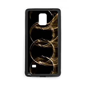 Samsung Galaxy Note 4 Cell Phone Case Black Audi SUX_052005