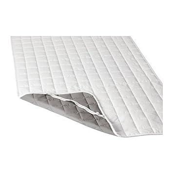 Ikea ROSENDUN Protector de colchón de Blanco; (180 x 200 cm): Amazon.es: Hogar