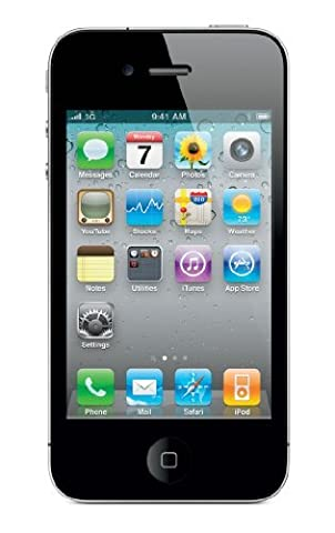 Apple iPhone 4 8GB Verizon CDMA Smartphone - Black (Iphone 4 Unlocked Cdma)