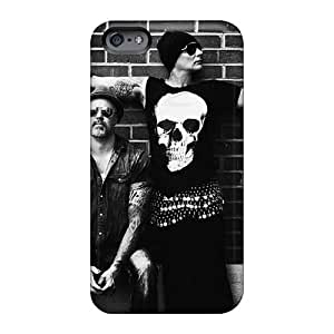 ErleneRobinson Iphone 6plus Great Hard Phone Cases Customized Attractive Before The Dawn Band Image [ijO12602Wgex]