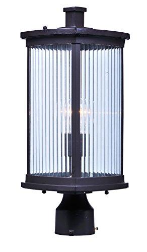 Maxim Lighting 3250CRBZ Terrace-Outdoor Wall Mount 1-Light