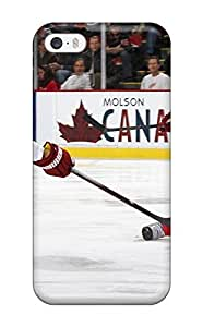 Fashionable Style Case Cover Skin For Iphone 5/5s- Phoenix Coyotes Hockey Nhl (43)