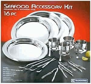 Tramontina 16 Piece Seafood Accessory Kit