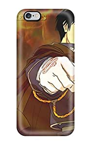 Protection Case For Iphone 6 Plus / Case Cover For Iphone(fullmetal Alchemist)