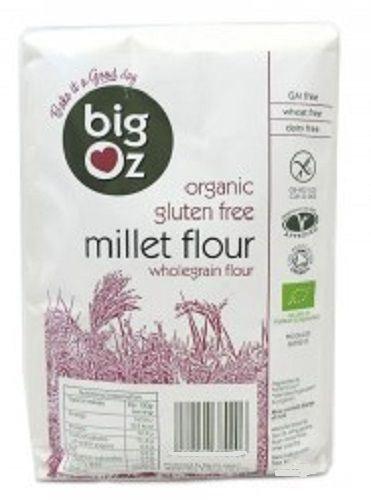 Big Oz Organic Gluten Free Millet Flour 750g