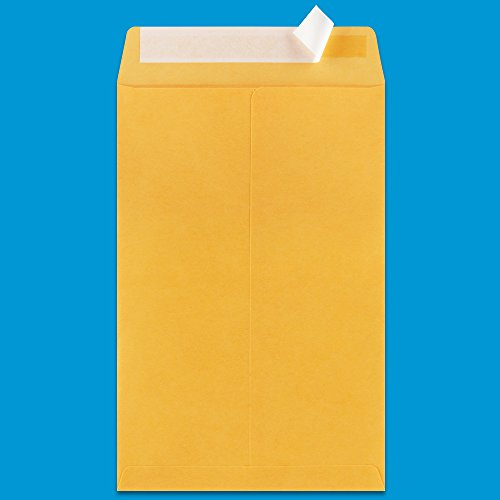 6x9 envelopes peel and seal - 9